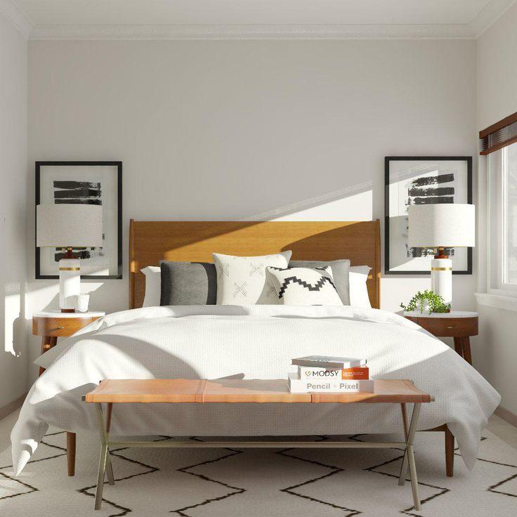Mid Century Minimal Bedroom Design Ideas Mid Century Modern