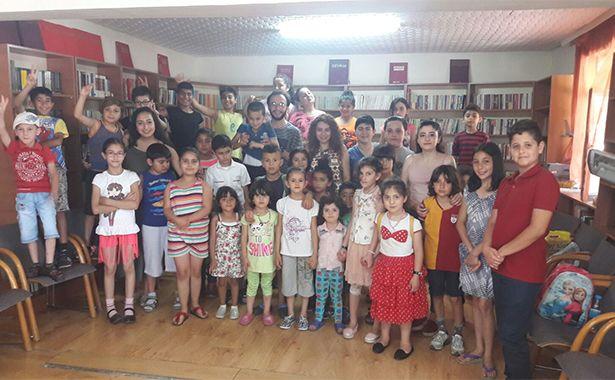 """Sendika (.) Org ///  Çocuklar demokrasi ve adaleti tartıştı, dillendirdi: """"Çocuklar için adalet"""""""