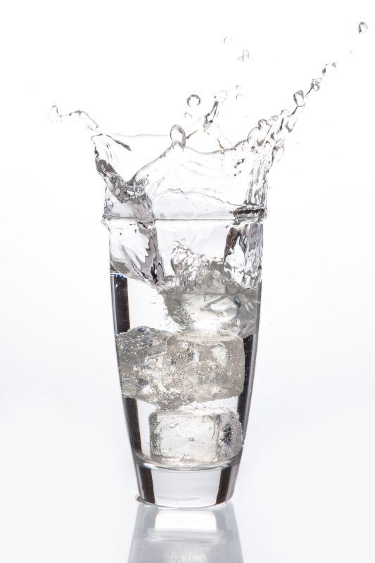 시원한 물 한잔