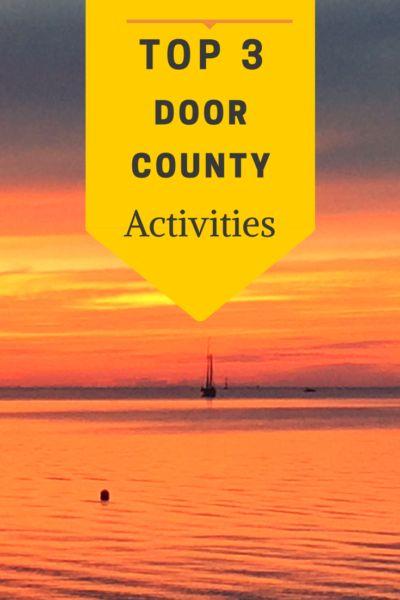 85 Best Special Door County Experiences Images On