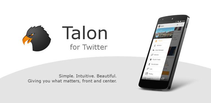 Talon for Twitter v2.5.4 APK  http://momojustshare.blogspot.com/2014/07/app-talon-for-twitter-v254-apk.html
