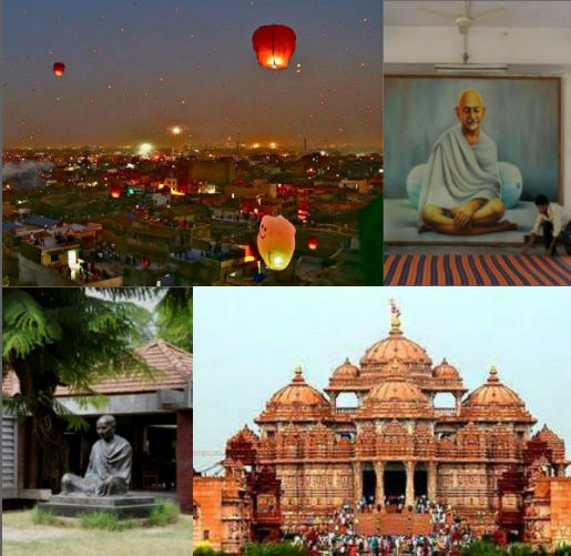 The #glory and #dignity of #Ahmedabad – Real Identity of #Gujarat Experience the taste of prosperity and cruelty with the people of Ahmedabad who are happy-go-lucky and believe in celebrating life.*  See here - http://www.gujaratfourwheeldrive.com/ahmedabad-tourism-packages.html