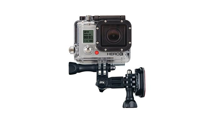 GoPro Side Mount | Take awesome shots with better angles and aim