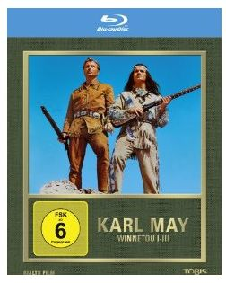 Winnetou 1 bis 3 auf Blu-ray für 14,99€ - http://www.reichweite.de/42743/winnetou-1-bis-3-auf-blu-ray-fur-1499e/