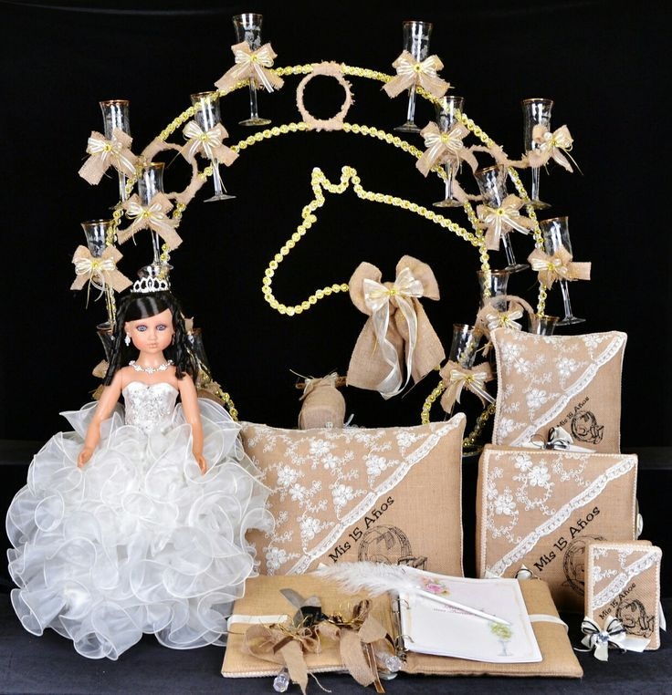 9 best xv pillow sets images on pinterest pillow set for Quinceanera decorations