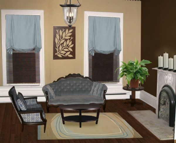 Elegant Wohnzimmer streichen inspirierende ideen