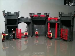 Château fort transportable Playmobil  2