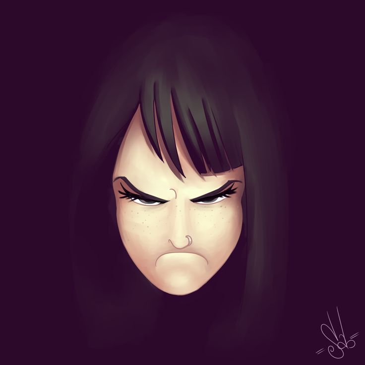 NOBODY notice when i'm in anger, lol http://strega02.deviantart.com/art/NOBODY-notice-when-i-m-in-anger-lol-417395699