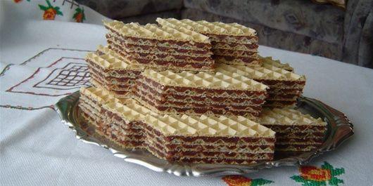 Croatian Cakes - www.garden-to-kitchen.net