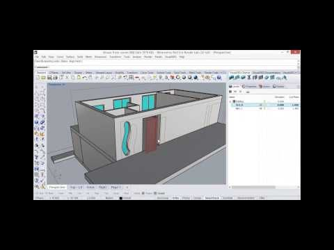 Novedge Webinar 132 VisualARQ 1.8, BIM and Architectural Tools for Rhinoceros  Covering: How VisualARQ 1.8 streamlines workflow and improves architectural design process efficiency within Rhino. - How to model using 3D parametric architectural objects, editable and customizable anytime. - How to create floor plans, section and elevations drawings from any 3D model automatically. - How VisualARQ adds BIM features to Rhino: geometry and object data are linked.