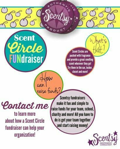 Great Way To Make Lots Of Money! Scentsy Scent Circle