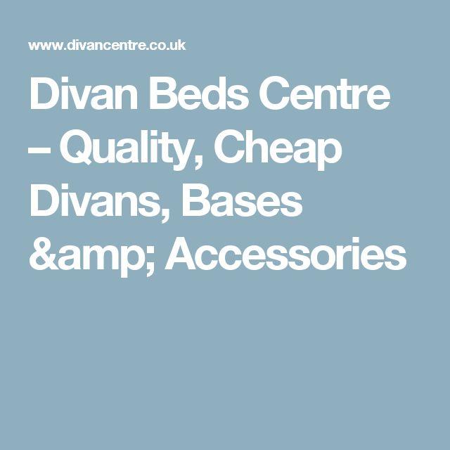 Divan Beds Centre – Quality, Cheap Divans, Bases & Accessories