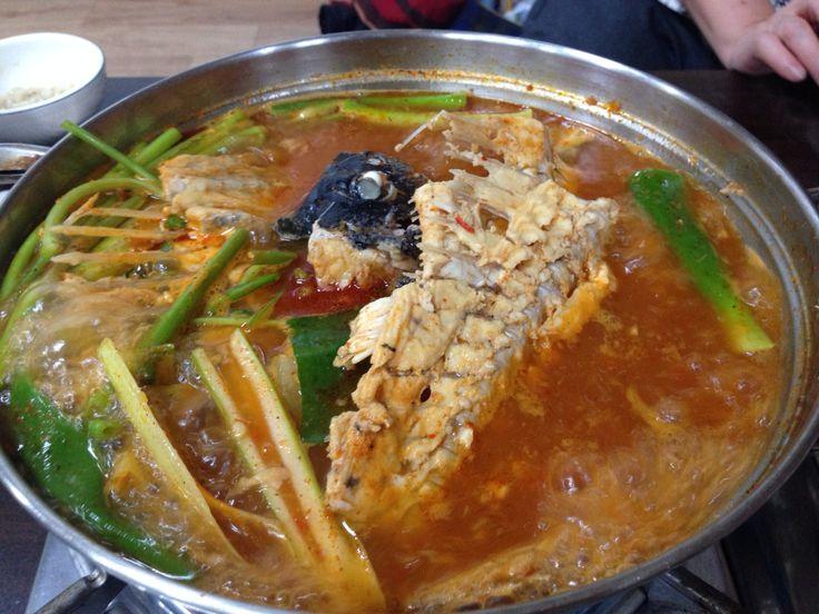 Seafood Hot Pot:
