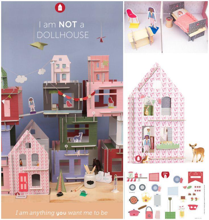 Oltre 20 migliori idee su case di bambole su pinterest for Case alla ricerca di cottage