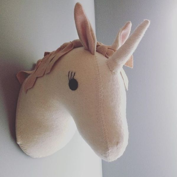 Best 25 Unicorn Head Ideas On Pinterest Paper Mache
