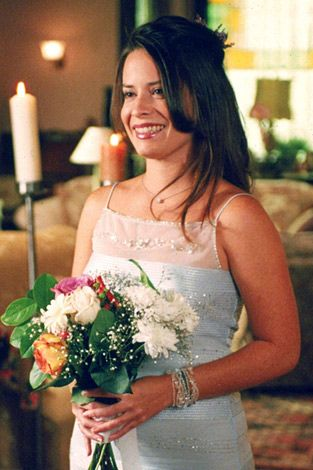 Charmed <3 Pipers wedding