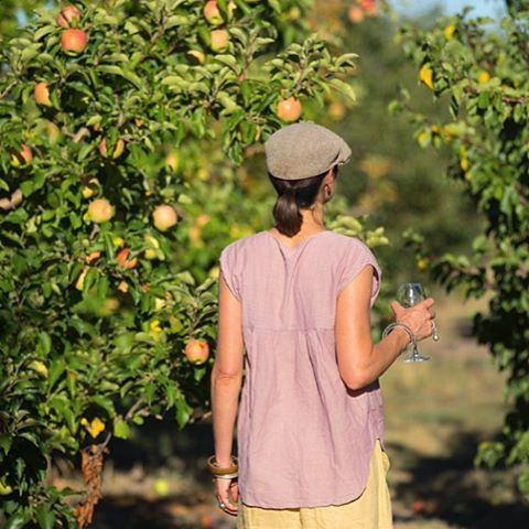 At Maggie's Orchard House you'll spend your days surrounded by the fruits of the orchard that Maggie turns into her ciders, dried fruits and juices!