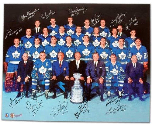 1966-67 Maple Leafs