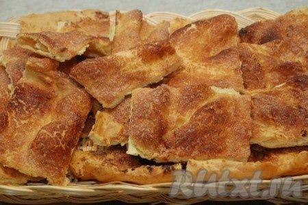 Испанский заварной пирог http://rutxt.ru/node/810