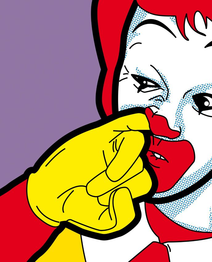 The Secret Life of Heroes - Fast Food