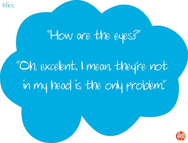 The Fault in Our Stars Quote Cards - Chapter Fourteen | Penguin Teen Australia