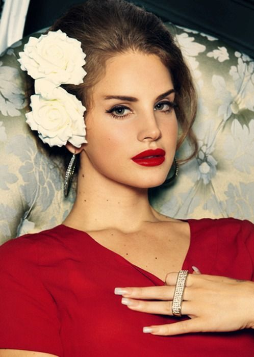 "Lana Del Rey: The ""Hot Complex"" Gallery & Interview"