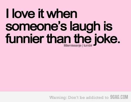 ...because it keep us laughing even longer :)