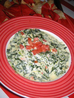 Spinach and Artichoke Dip                                                       …