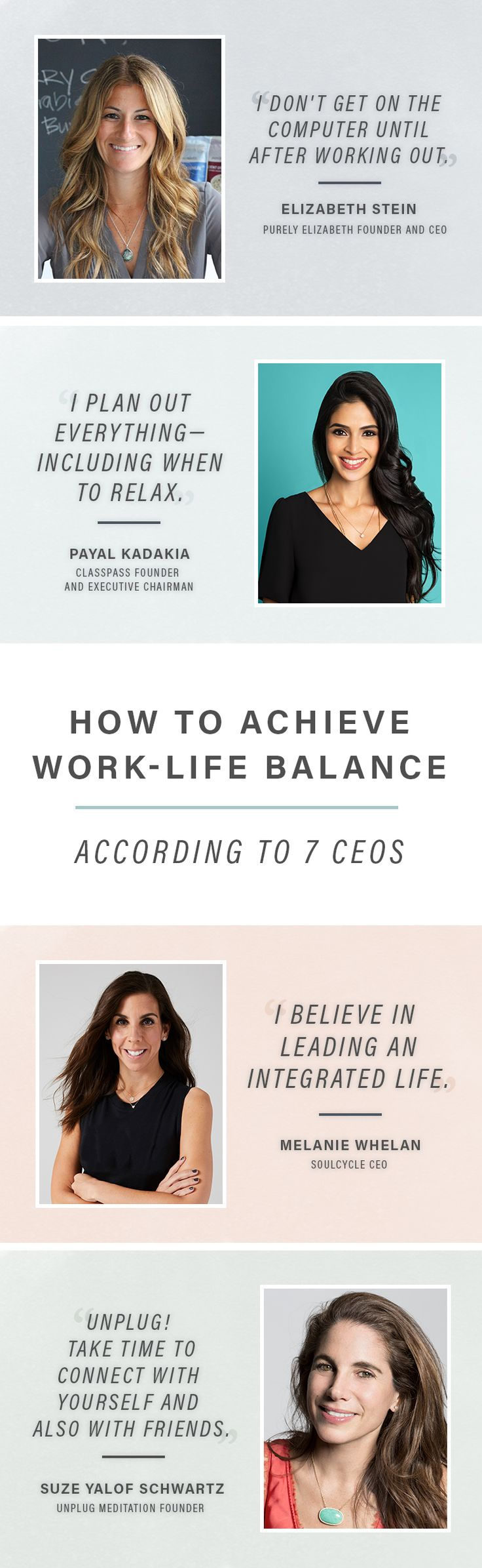 how to find work life balance