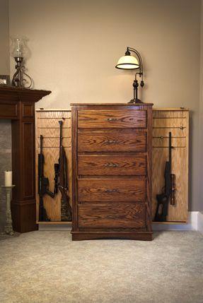 17 Best Images About Gun Storage Ideas On Pinterest
