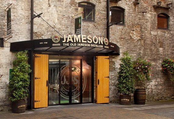 Courtyard at the #Jameson Distillery #Dublin #travel #ireland #SouthAfrica