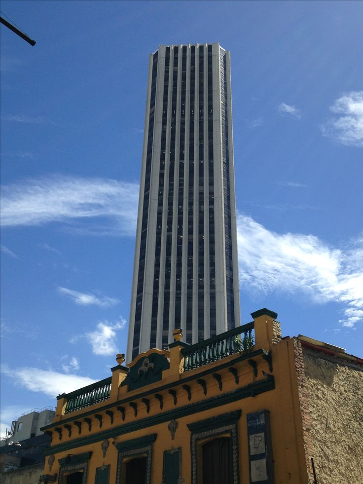 Torre Colpatria  Bogotá Colombia