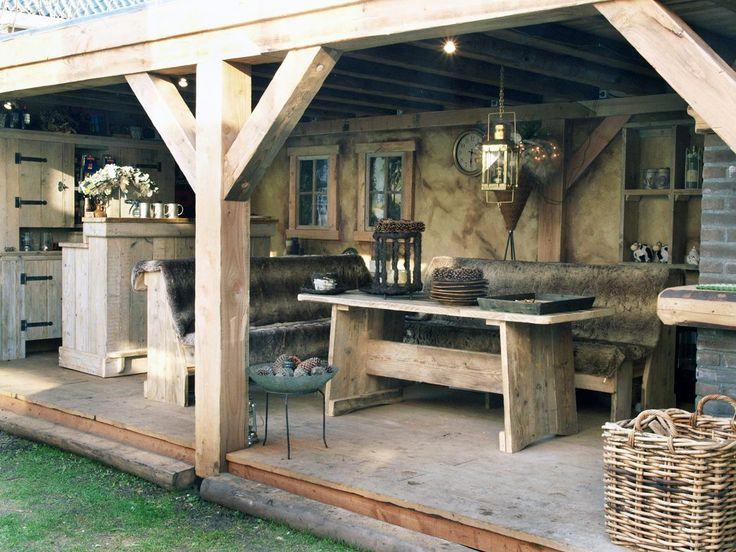 17 beste idee n over veranda open haard op pinterest for Wanden nieuwbouwwoning afwerken