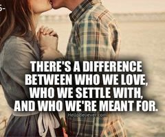 :): Meant To Be, Never Settle, We R Meant, Soul Mates, True Love, So True, Don'T Settle, Love Quotes, True Stories
