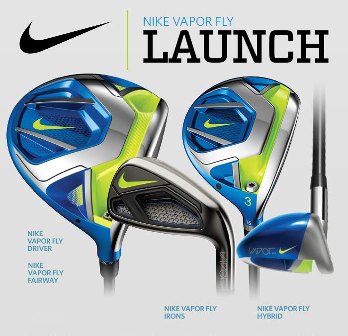Never stop working on your game. Nike Golf hasn't. Introducing the newest in the Vapor collection.