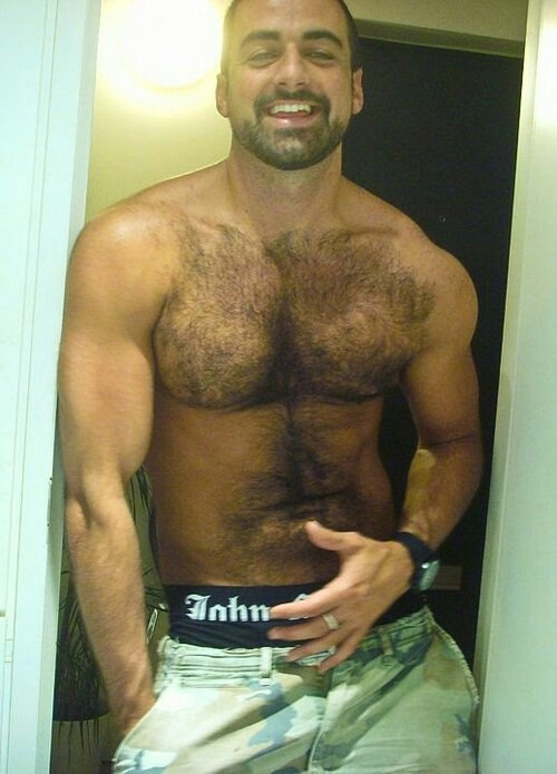 Don't know who this guy is, but he looks good to me!