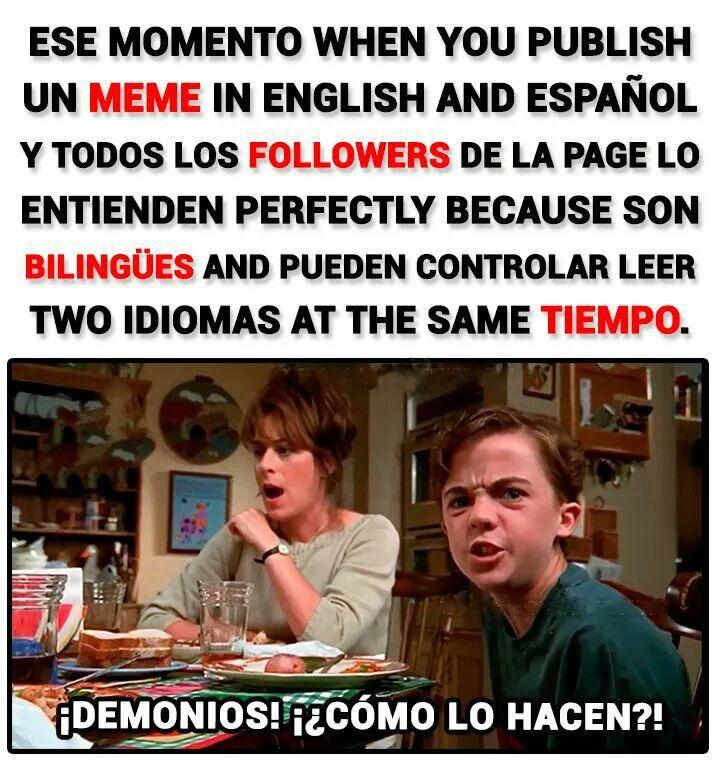 BUM LO LOGRE!!!!!!!<<< iv2 spoken Spanish and English my entire life but that was HARD (mi entera vida a hablado español y ingles pero eso fue DIFFICIL