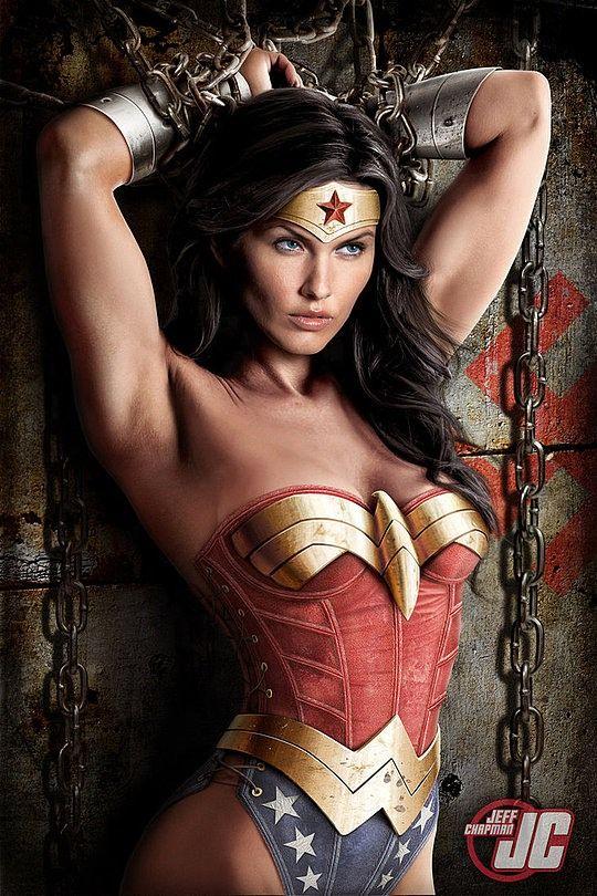 Female Heroes by Jeff Chapman