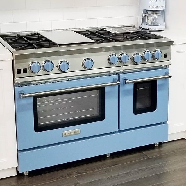 Why Bluestar Cooking Professional Grade Kitchen Appliances Beach House Kitchens Kitchen Home Kitchens