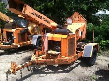 2003 WOODCHUCK WC126 DRUM WOOD CHIPPER WITH 4 CYLINDER GAS ENGINEapply now www.bncfin.com/apply