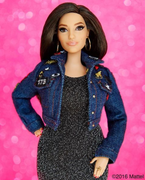 Barbie must think so too, because it just unveiled the Ashley Graham Barbie doll. | Barbie Just Made An Ashley Graham Doll That Matches Her Measurements