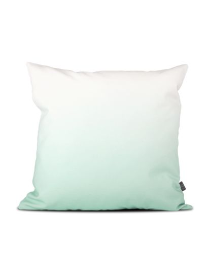 Gradient Cushion Cover, mint by Scandinavian designer How Are You - Nordic Design Collective