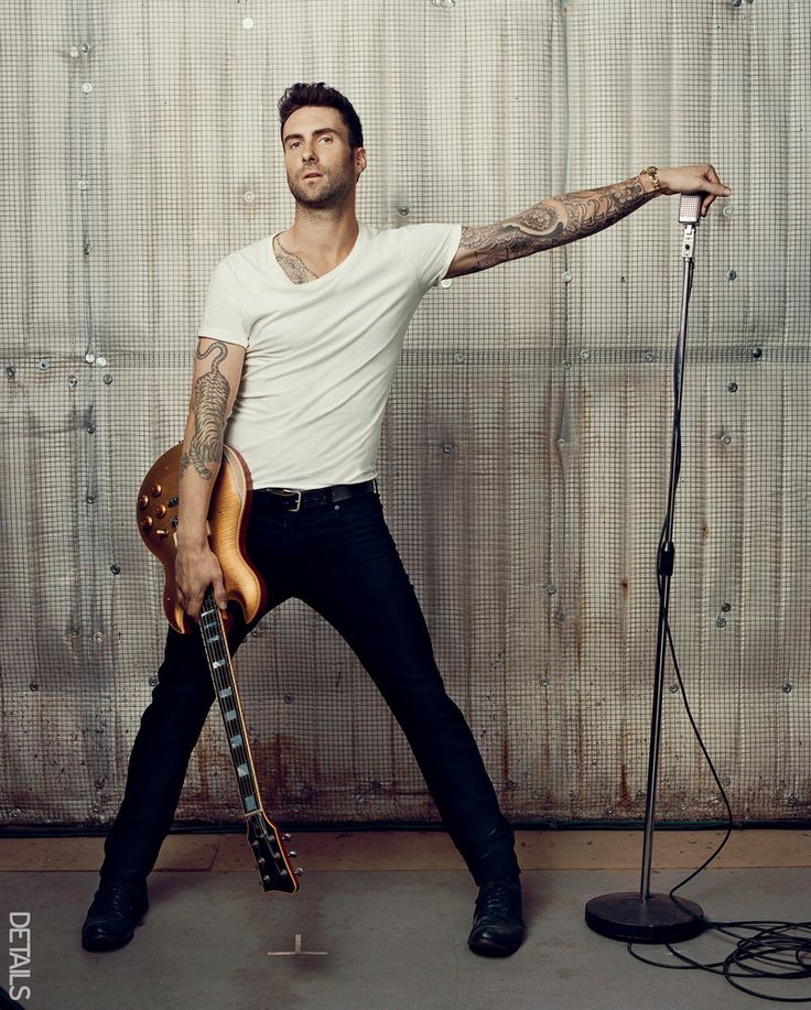 Quién.com : Las imágenes que prueban por qué Adam Levine es el más sexy