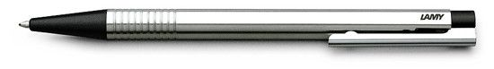 Lamy Logo Stainless Steel Ballpoint Pen