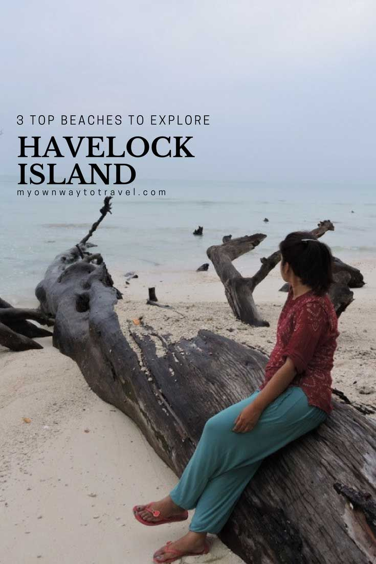 The picturesque Havelock island is the most popular travel destination in the Andaman and Nicobar Islands. Beaches in #Havelockisland are the main attraction and exceptionally beautiful than other #beaches in #India. In terms of beauty three beaches here you just should not miss visiting. #andamanandnicobarislands #travelindia