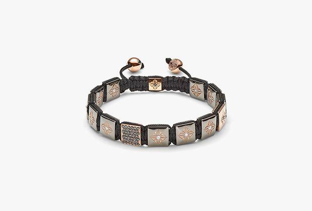 Датский ювелирный дизайнер Мэдс Корнеруп и его брат Миккель создали свой бренд Shamballa Jewels