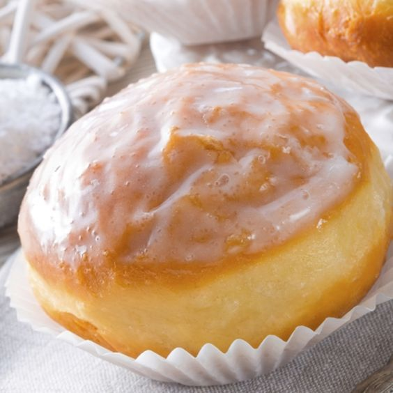 This recipe for homemade cream filled donuts will take a little effort, but as you watch the donuts disappear it will have been worth the work involved.. Cream Filled Donut Recipe from Grandmothers Kitchen.: