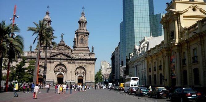 Plaza de armas en santiago, departamentos cerca de ahi para arrendar amoblados, Departamentos centro urbano Santiago de Chile