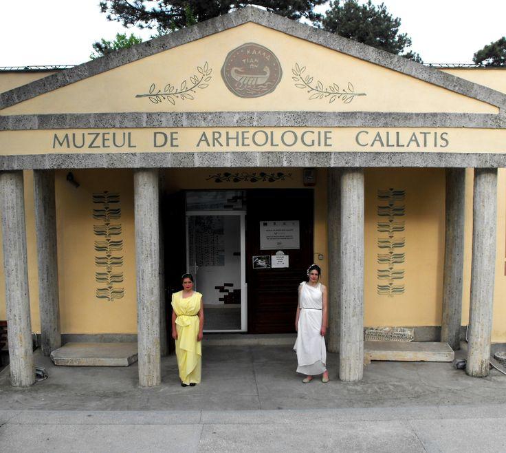 Museum Archeology Callatis Mangalia Thaliamar