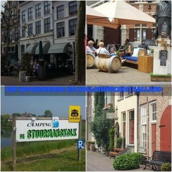 Ein Wochenende an der Ijssel bei Deventer